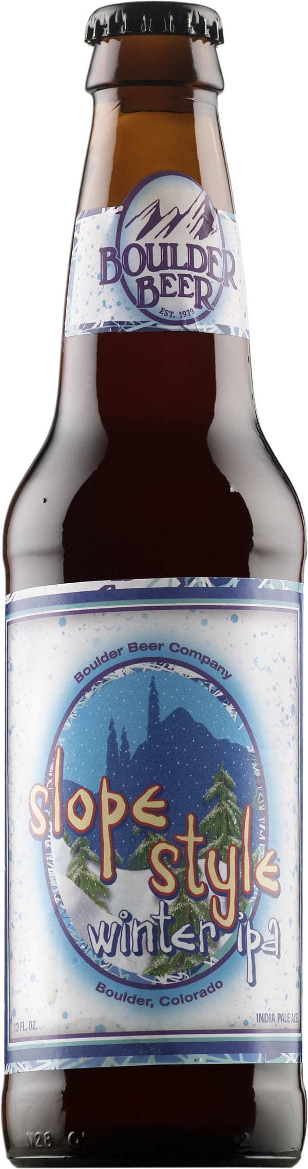 Boulder Beer Slope Style Winter IPA