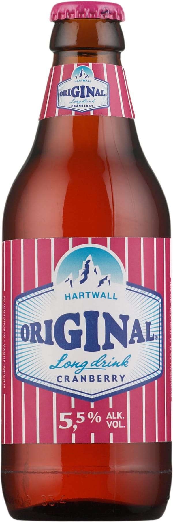 Original Long Drink Cranberry