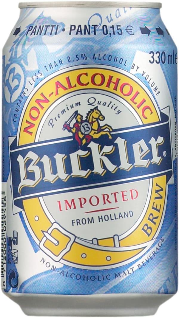 Buckler  can