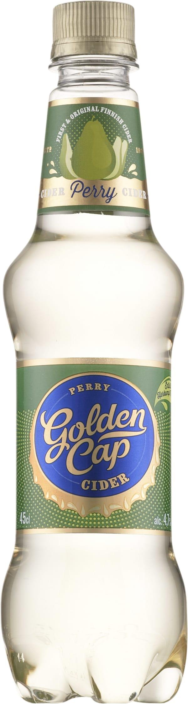 Golden Cap Perry  plastflaska