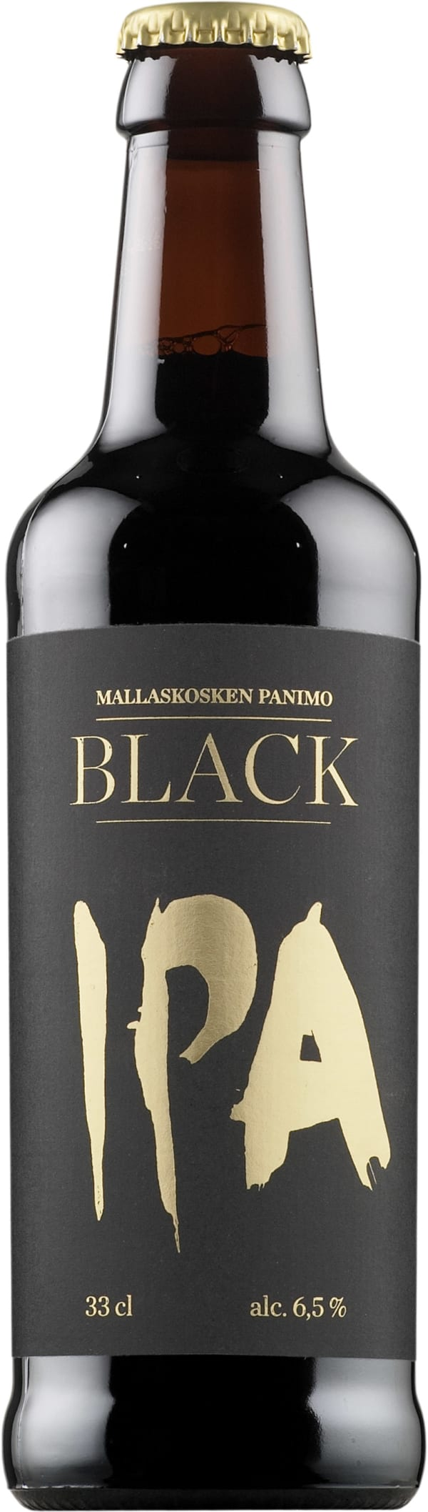 Mallaskosken Panimo Black IPA