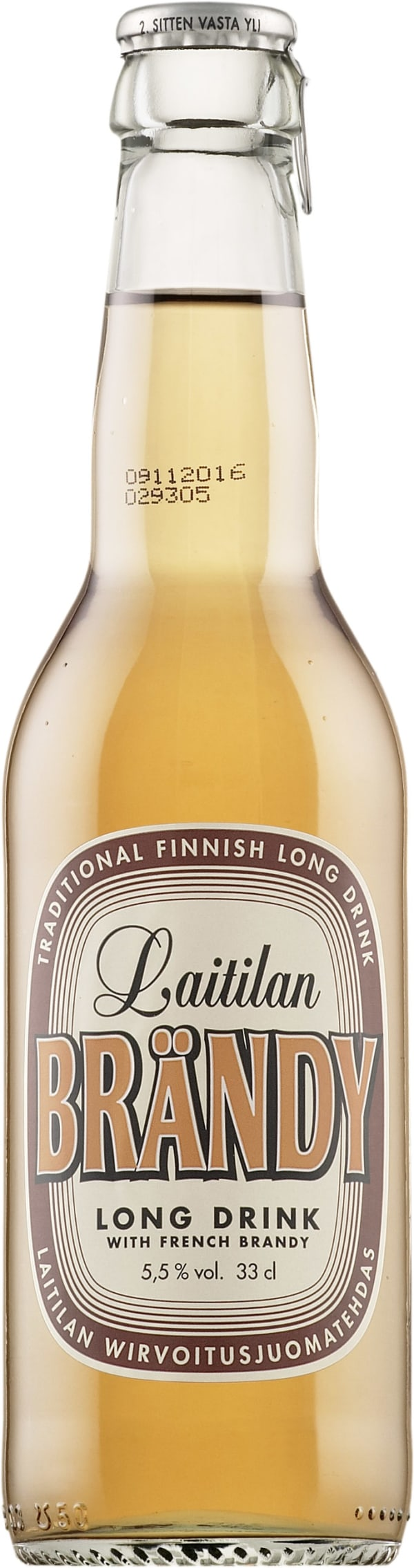 Laitilan Brändy Long Drink