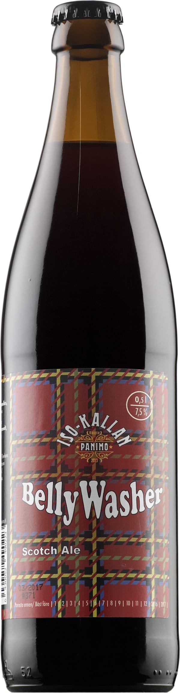 Iso-Kallan Bellywasher Scotch Ale