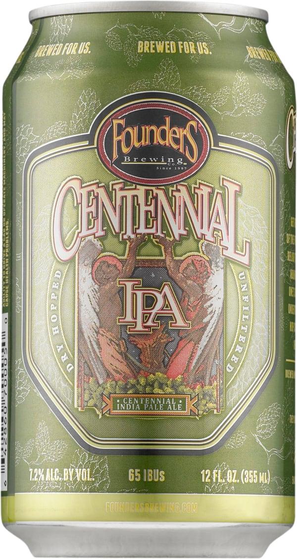 Founders Centennial IPA burk