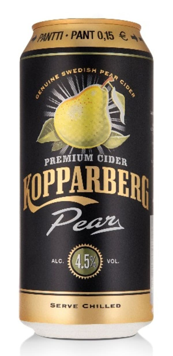 Kopparberg Pear Cider  burk