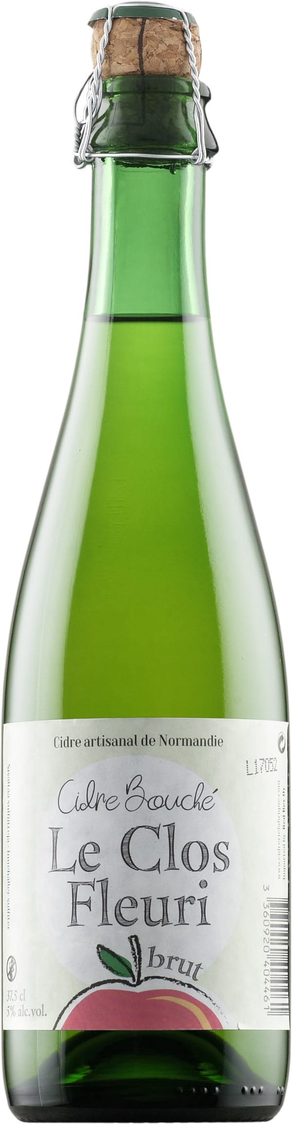 Cidre Bouché Le Clos Fleuri