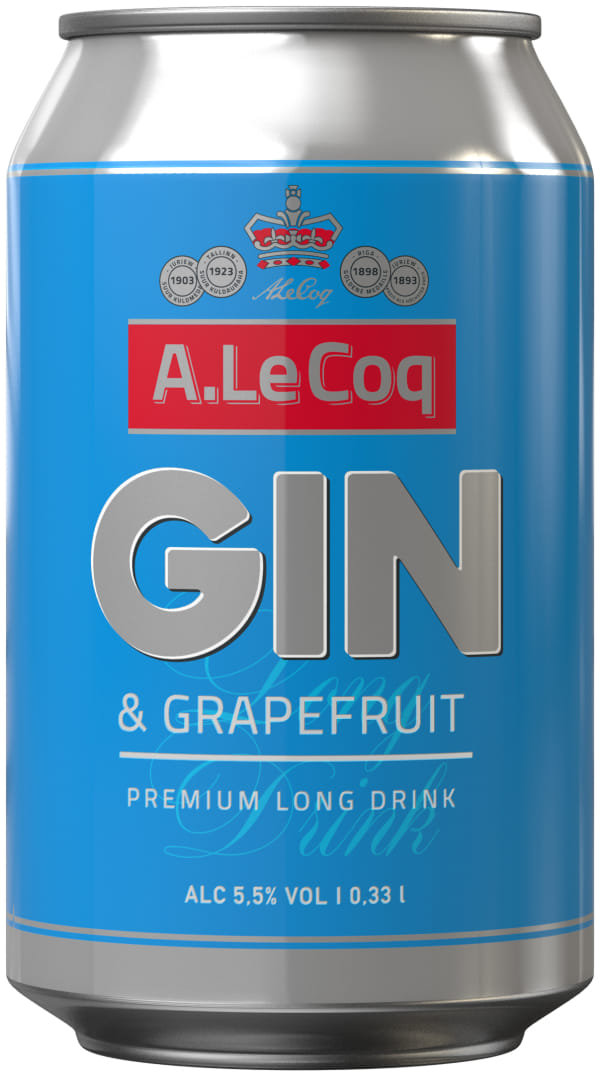 A. Le Coq Gin Long Drink  burk