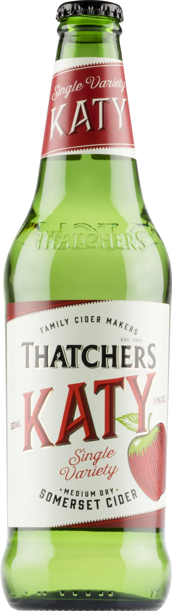 Thatchers Single Variety Katy
