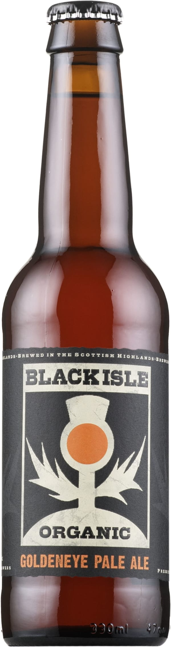 Black Isle Organic Goldeneye Pale Ale