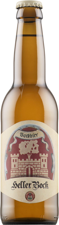 Klosterbrauerei Baumburg Heller Bock