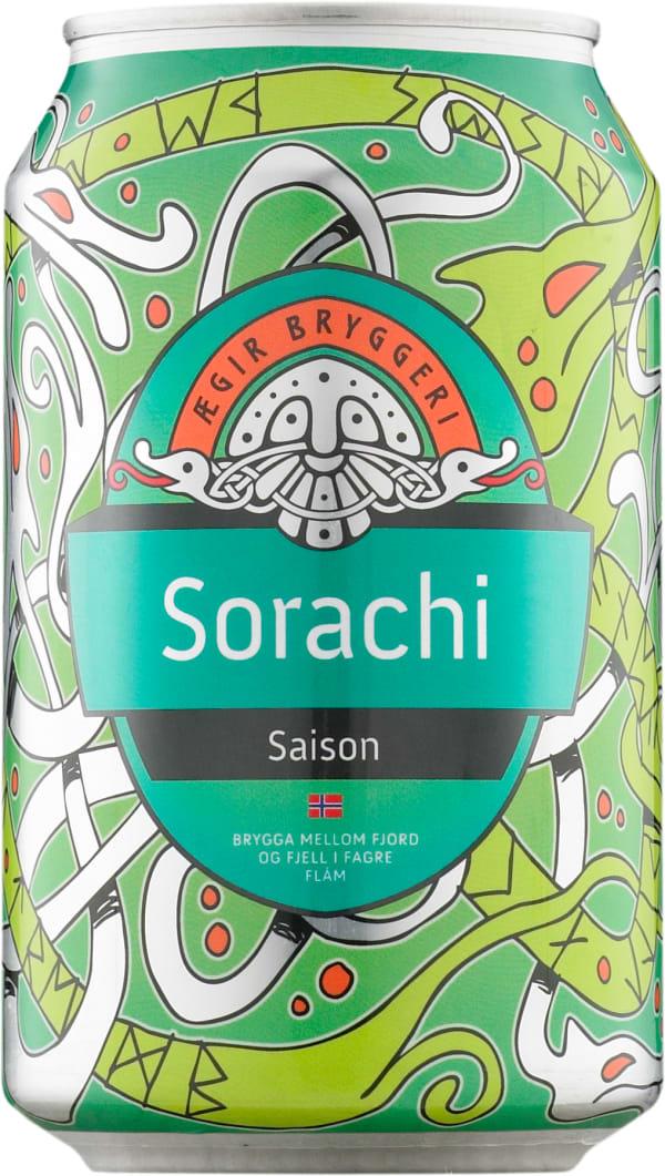 Ægir Sorachi Saison tölkki