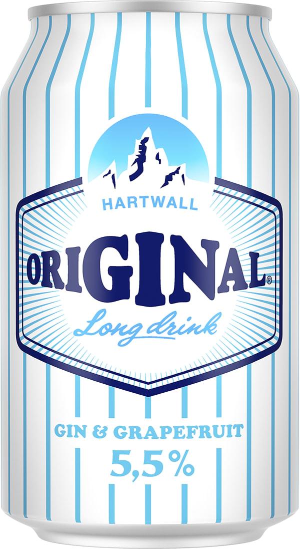 Original Long Drink Light  tölkki