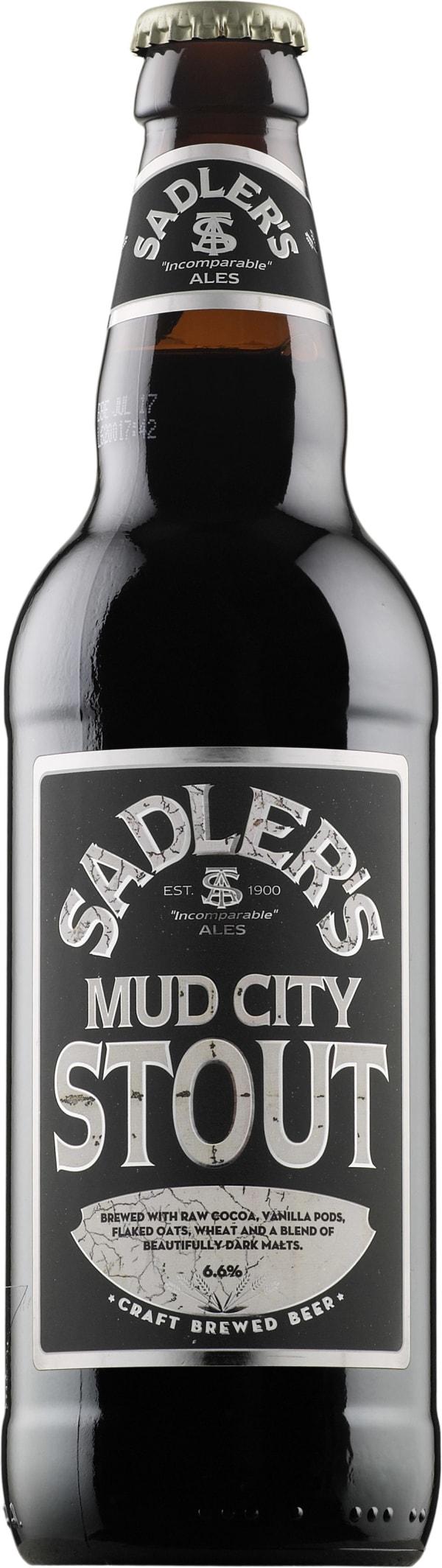 Sadler's Mud City Stout