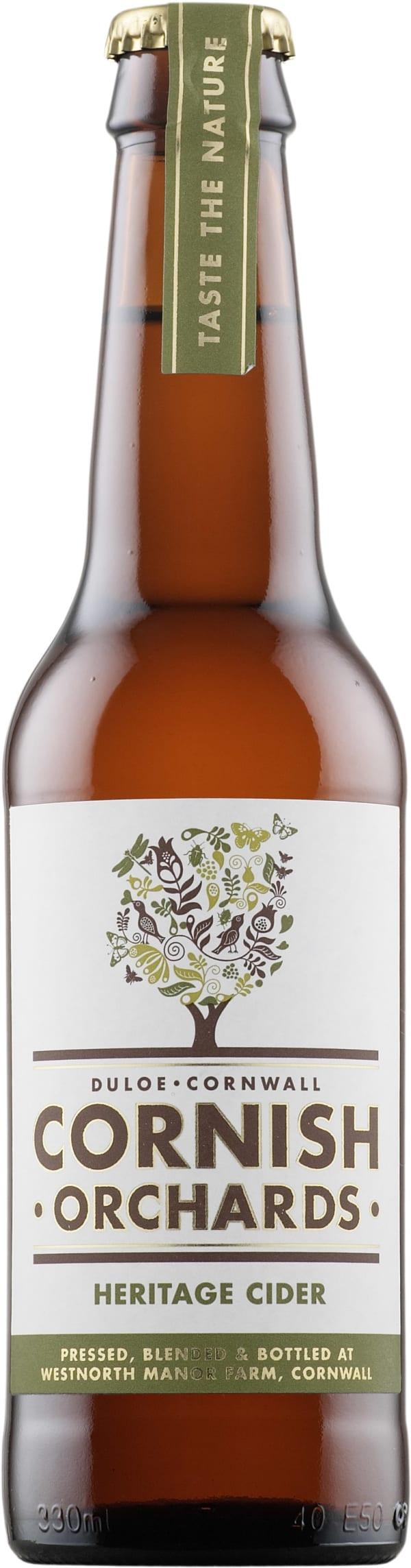 Cornish Orchards Heritage Cider