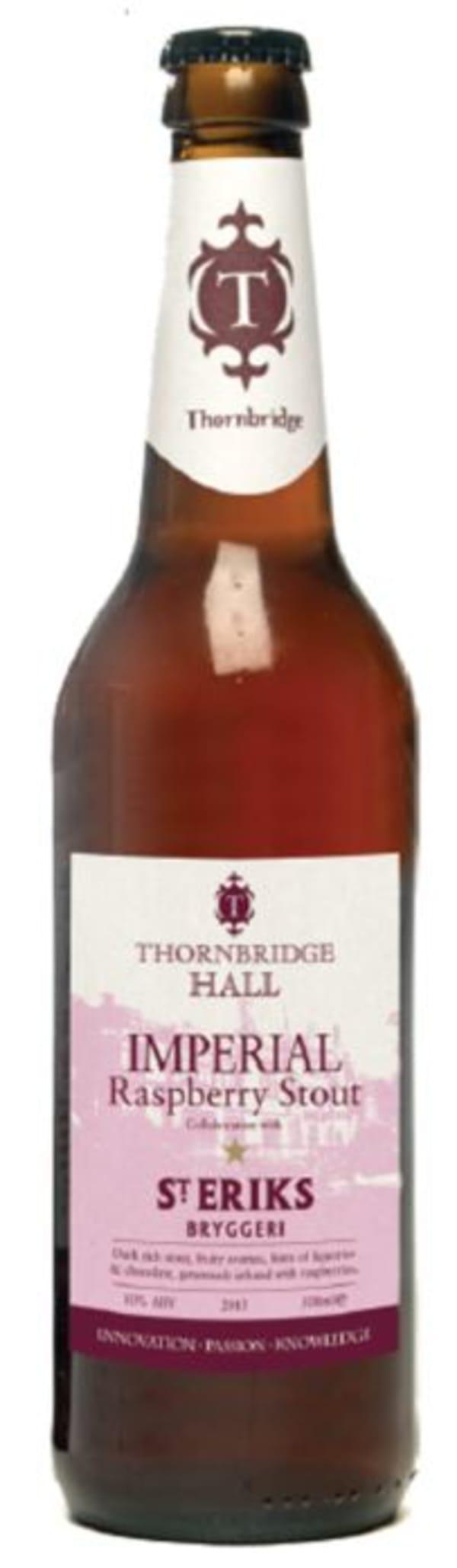Thornbridge Imperial Raspberry Stout