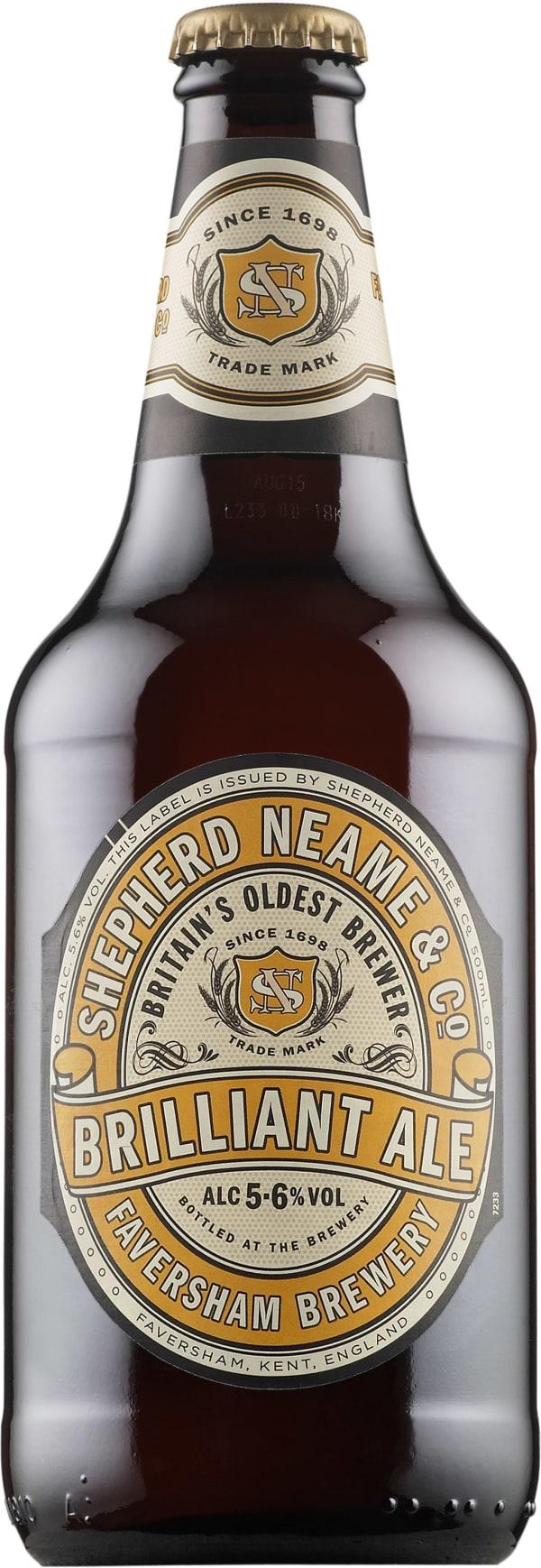 Shepherd Neame Brilliant Ale