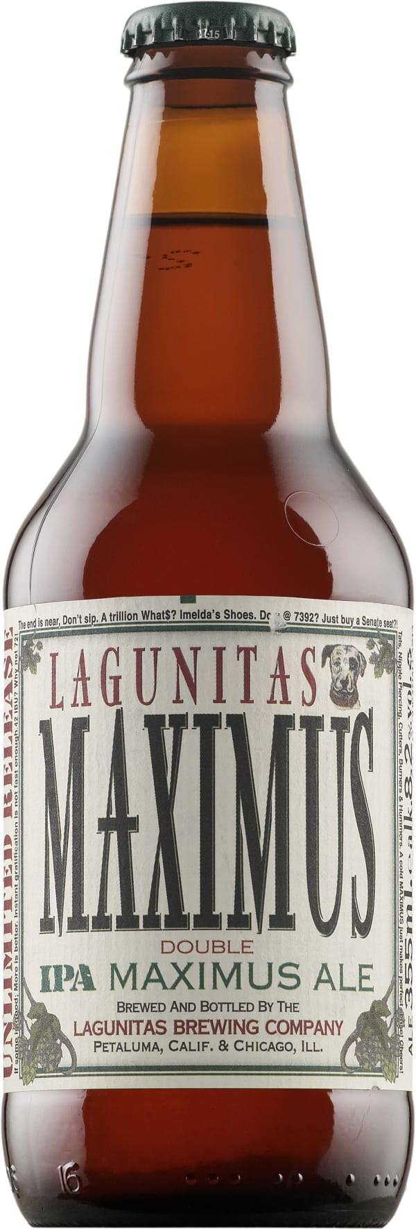 Lagunitas Maximus Double IPA