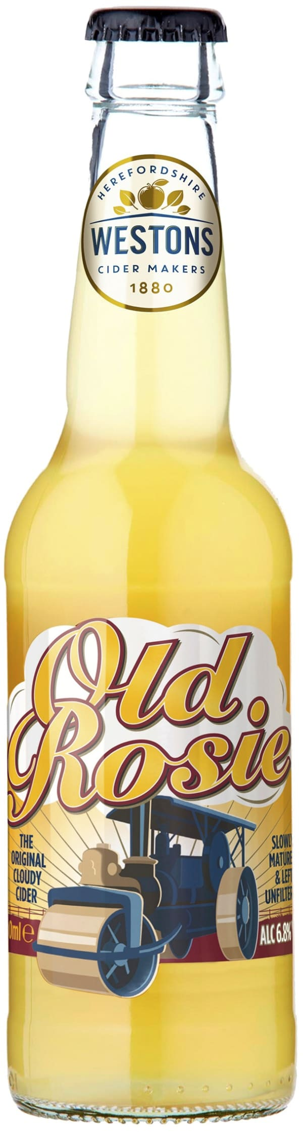 Westons Old Rosie Cloudy Cider