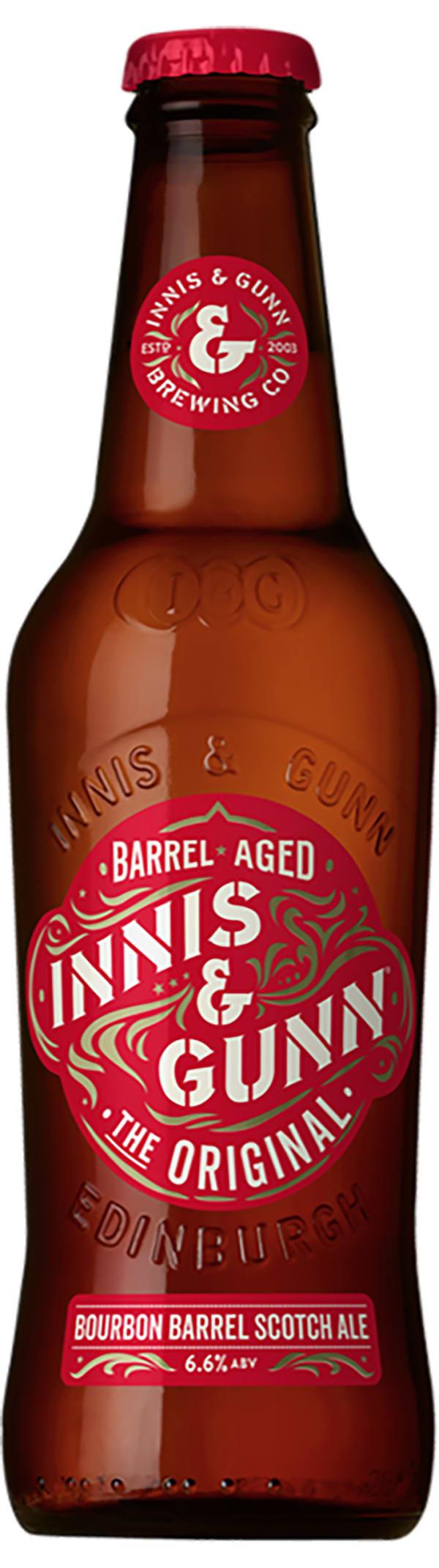Innis & Gunn Original Barrel Aged