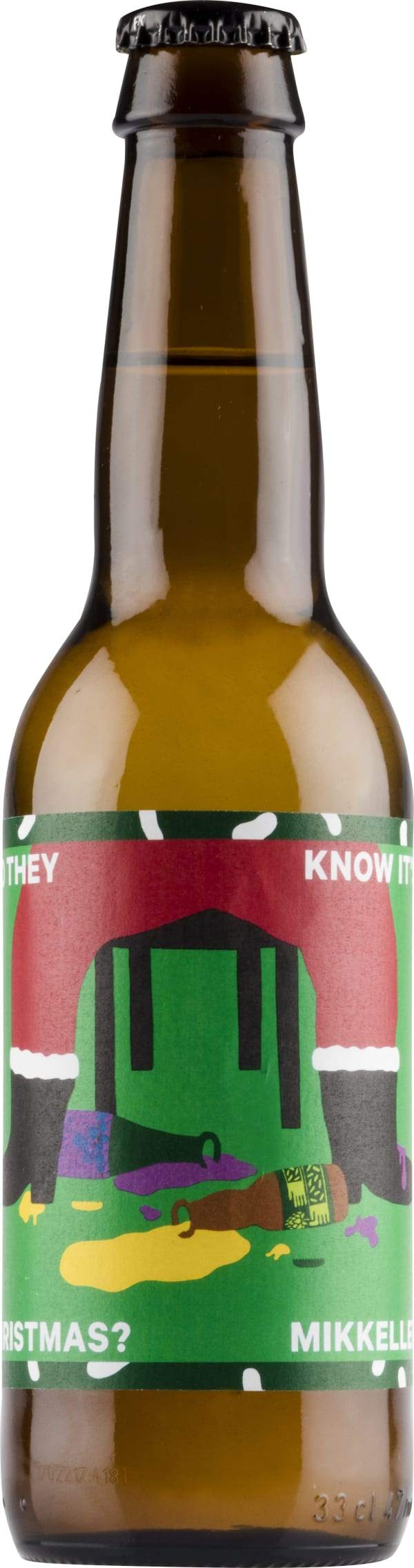 Mikkeller Do They Know It's Christmas?