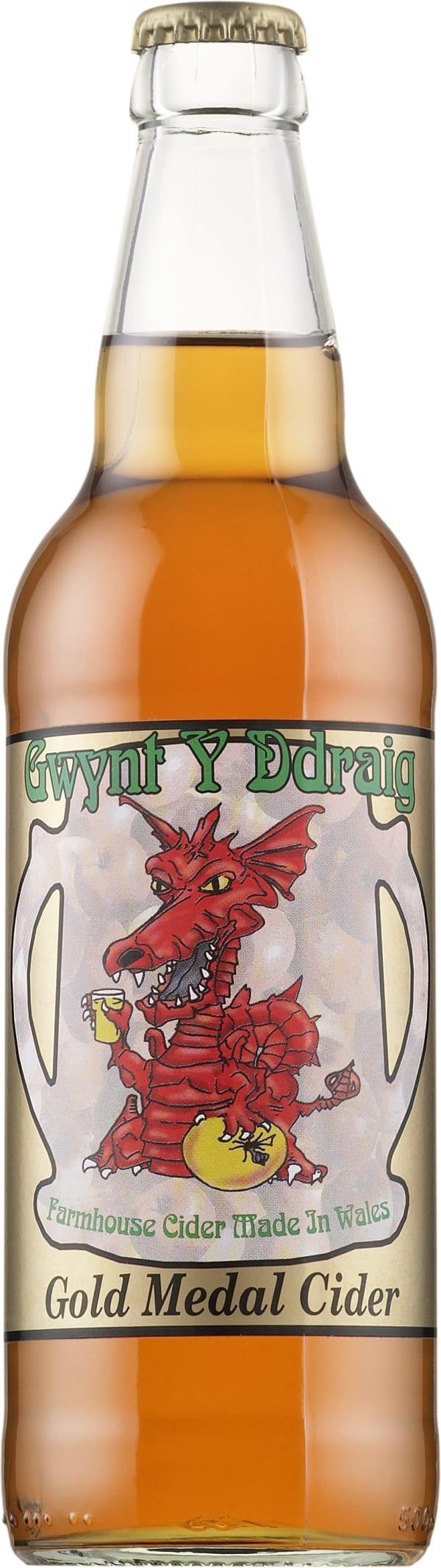 Gwynt y Ddraig Gold Medal Cider