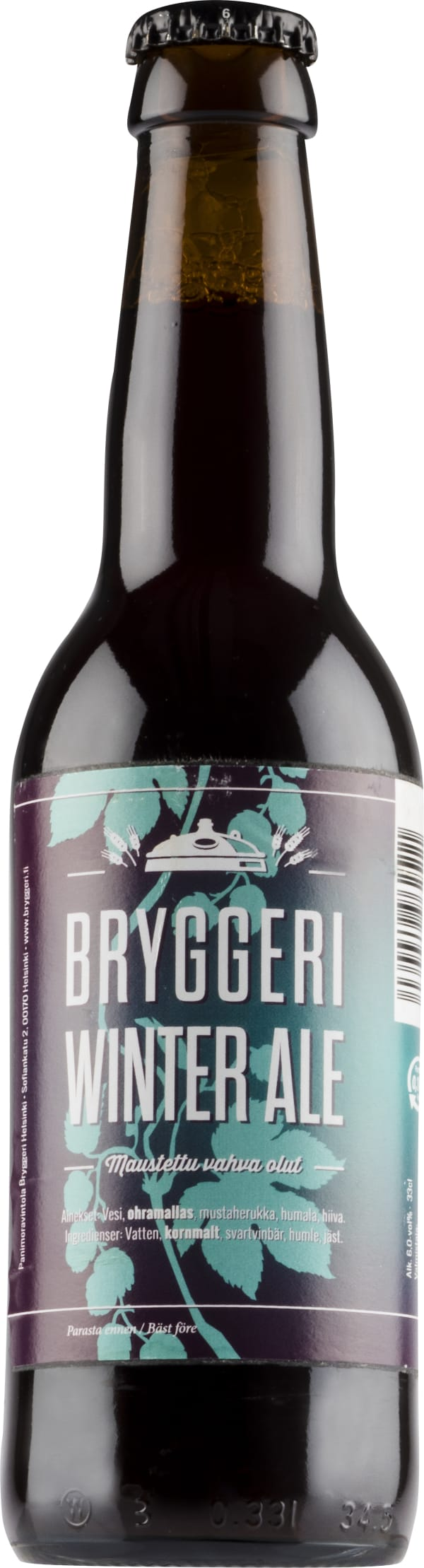 Bryggeri Winter Ale