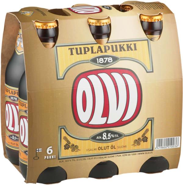 Olvi Tuplapukki 6-pack  bottle