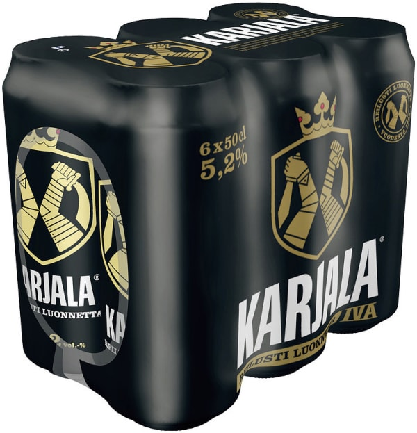 Karjala A 6-pack  can