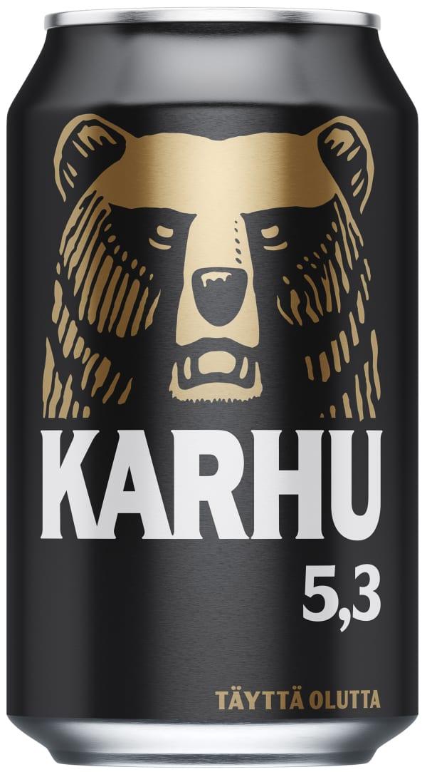 Karhu A can
