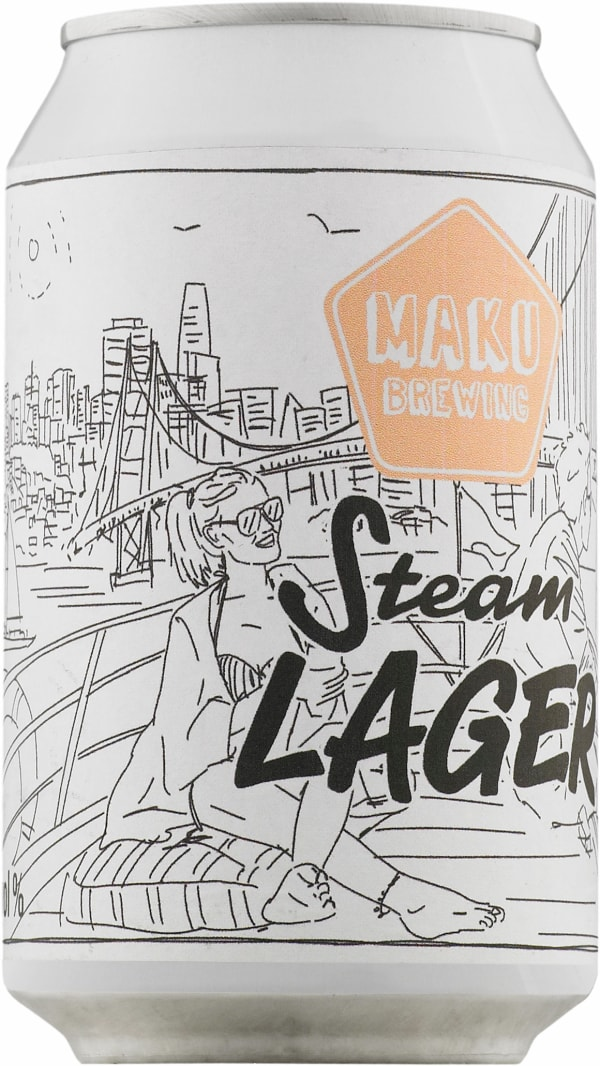 Maku Steam Lager  tölkki
