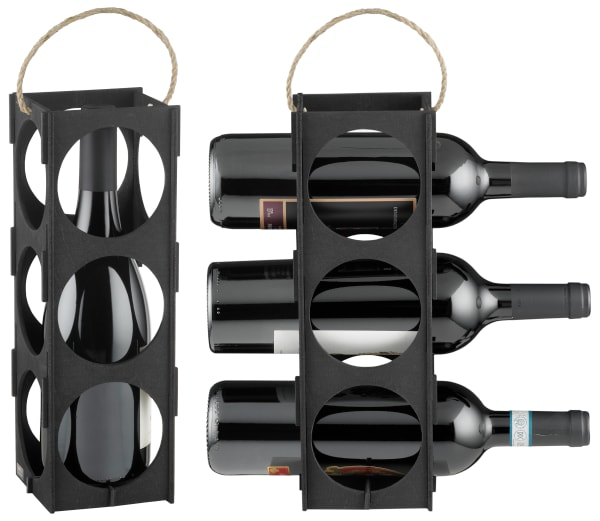JoWine carrying case and wine rack