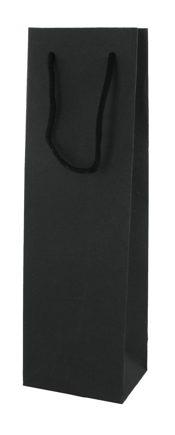 Presentpåse, svart