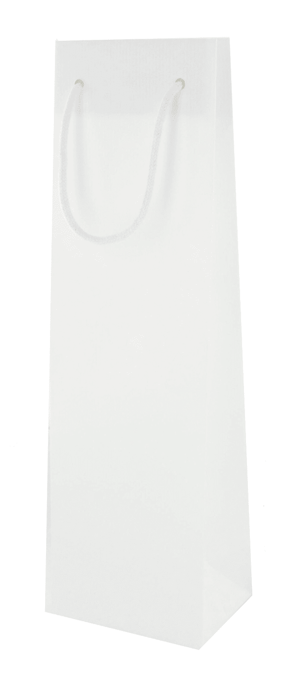 Gift bag, white