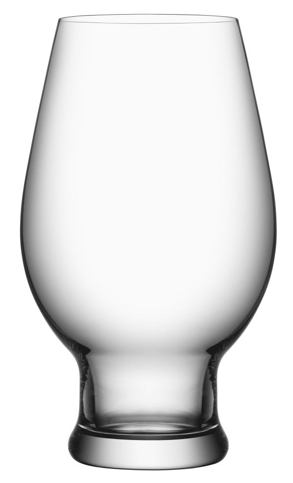 Orrefors Beer IPA glas 4 st.
