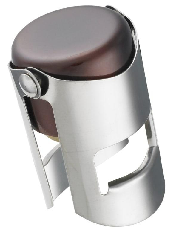 VacuVin-stopper för mousserande vin