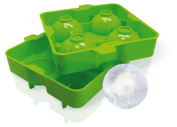 Iso Pallo ice cube mold