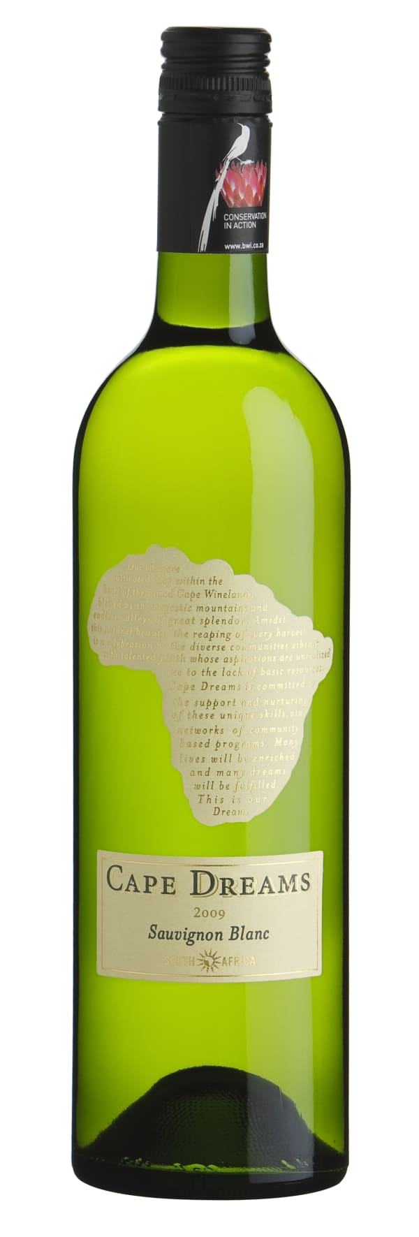 Cape Dreams Sauvignon Blanc 2014