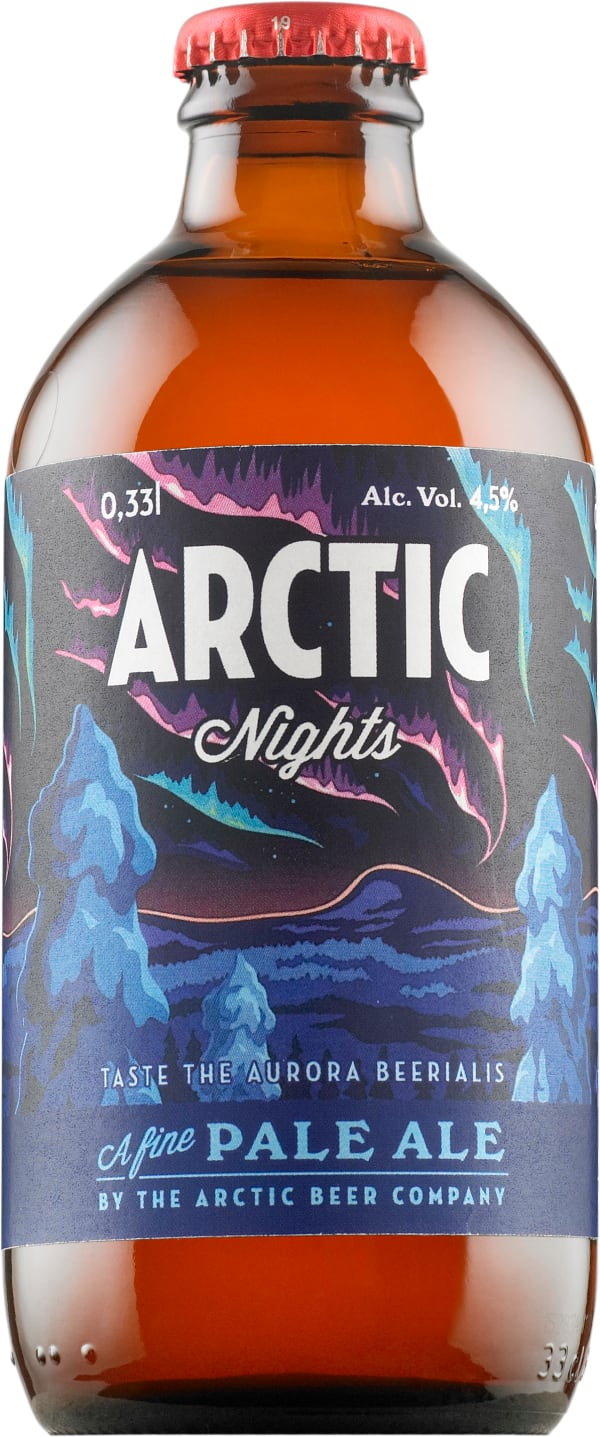 Arctic Nights Pale Ale