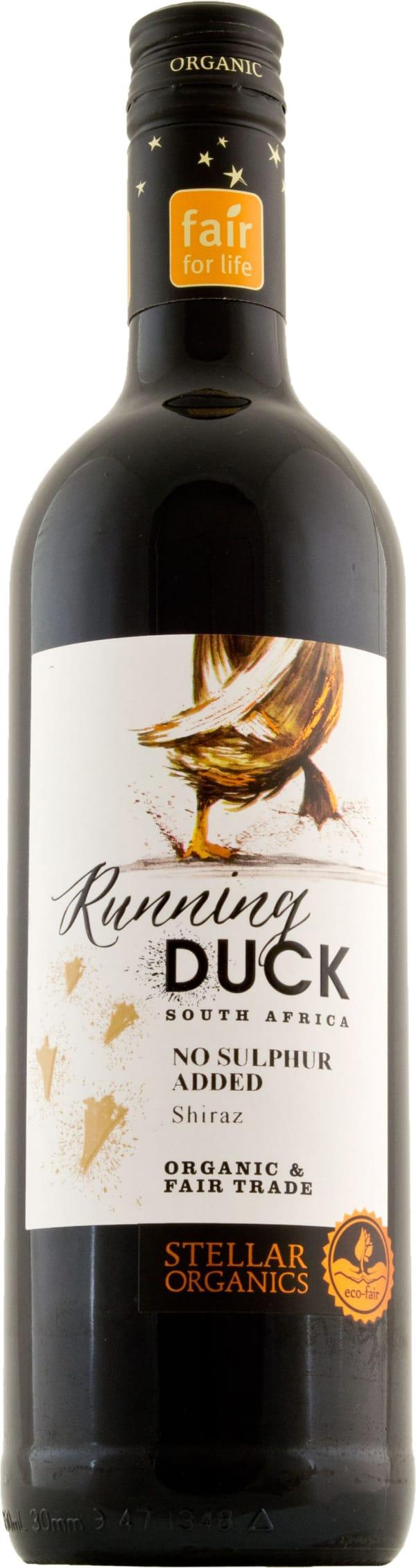Running Duck Shiraz 2015
