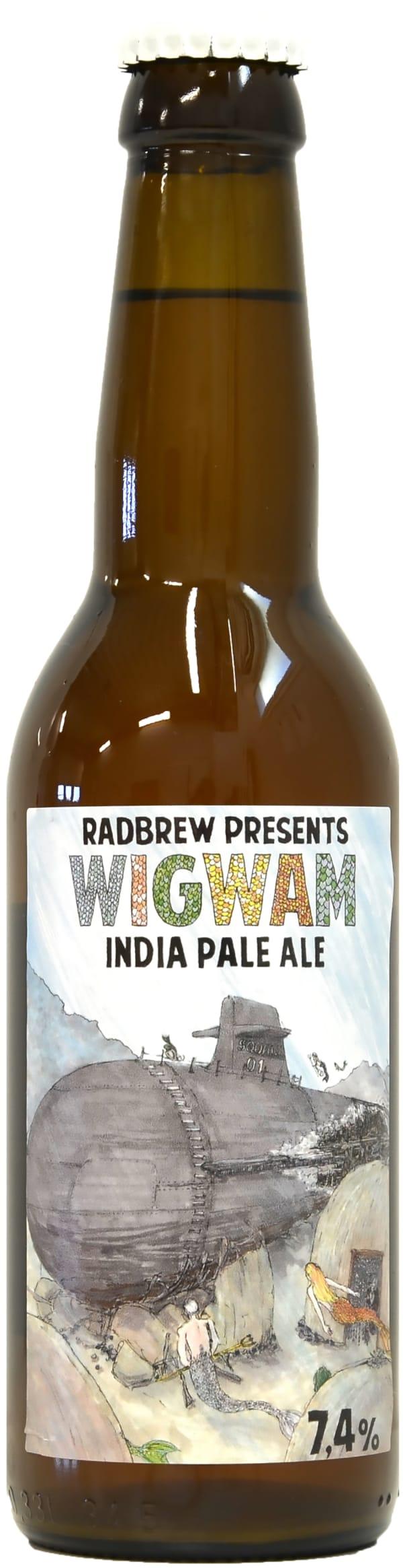 Radbrew Wigwam
