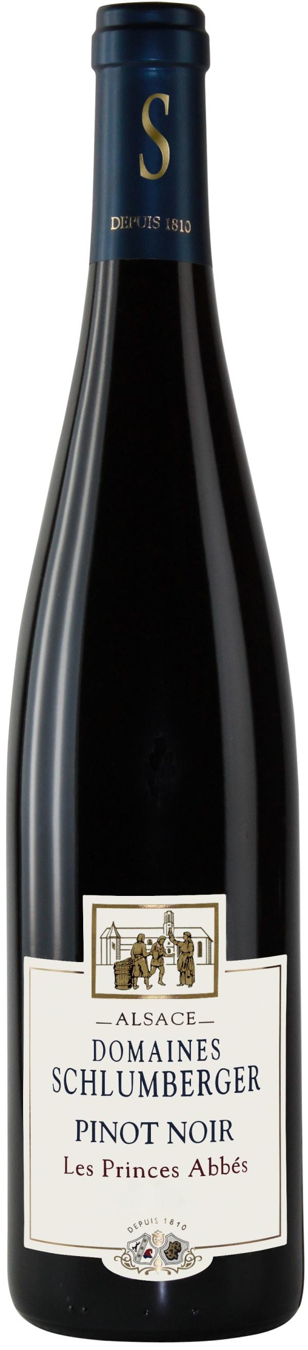 Domaines Schlumberger Les Princes Abbés Pinot Noir 2015