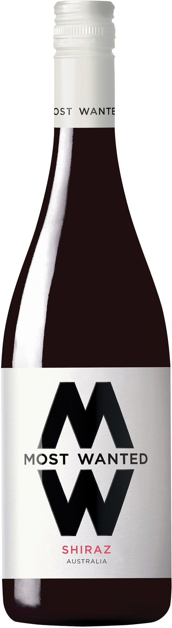 Most Wanted Shiraz 2016