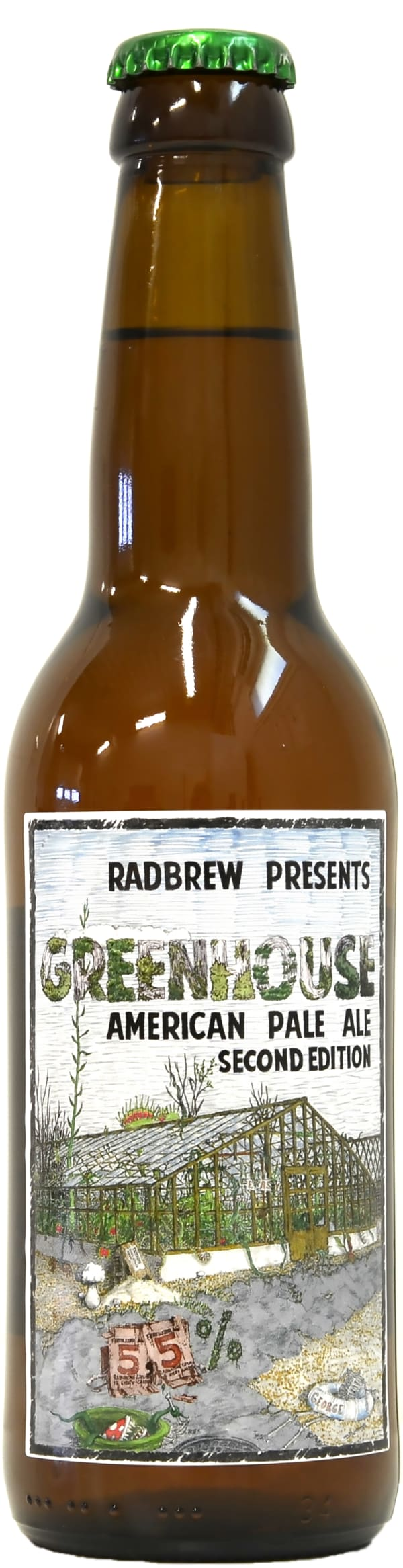 Radbrew Greenhouse Second Edition