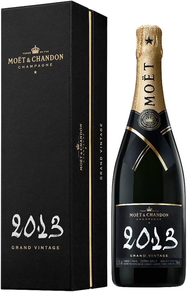 Moët & Chandon Grand Vintage Champagne Brut 2008