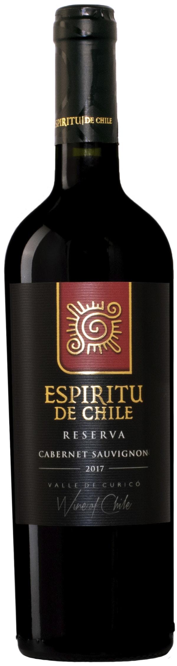 Espíritu de Chile Reserva Cabernet Sauvignon 2015