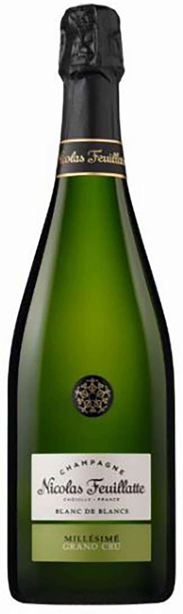 Nicolas Feuillatte Grand Cru Blanc de Blancs Champagne Brut 2006
