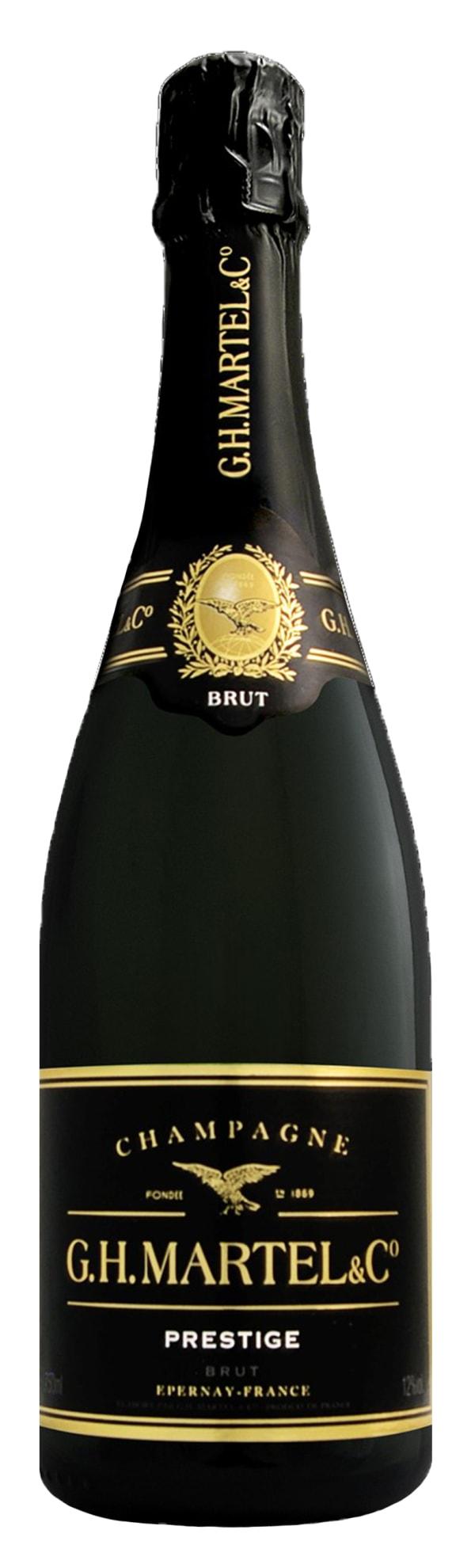 G.H. Martel&C˚ Prestige Champagne Brut
