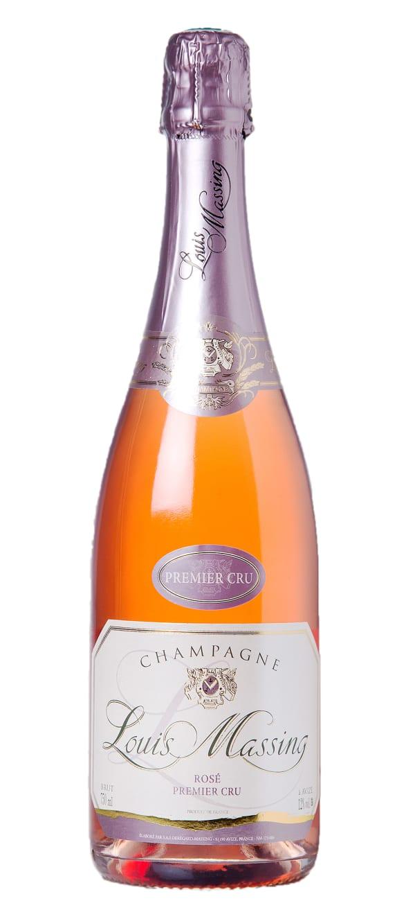 Louis Massing Premier Cru Rosé Champagne Brut