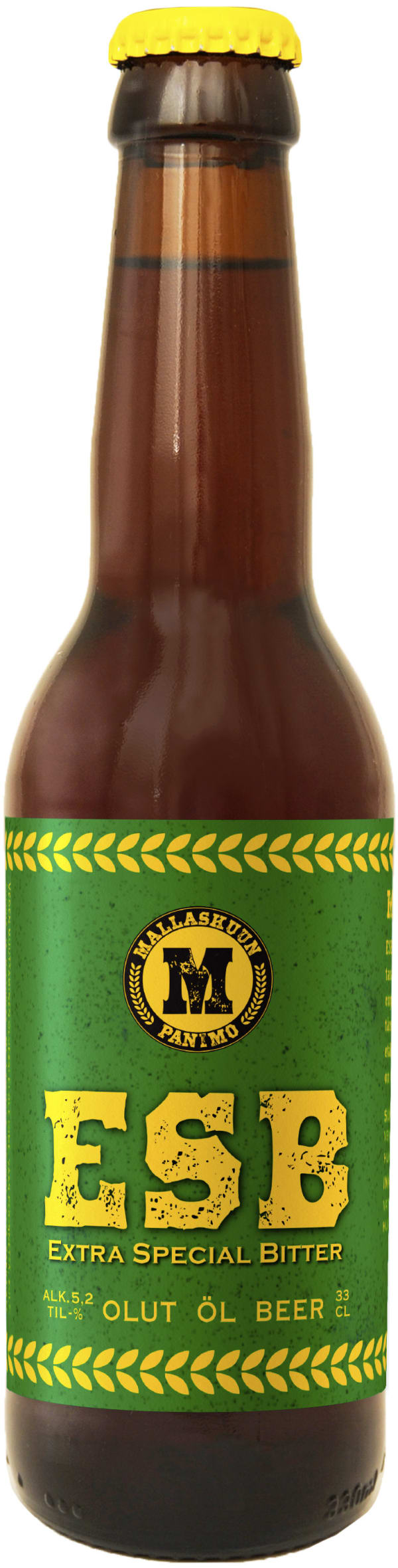 Mallaskuun Top Hat Ale
