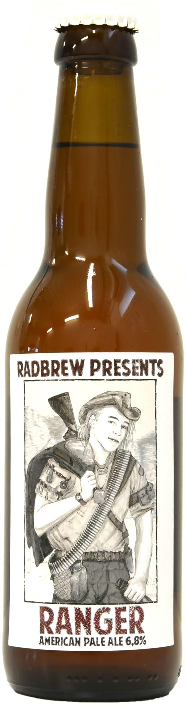 Radbrew Ranger American Pale Ale